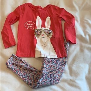 Carter's Bunny Outfit